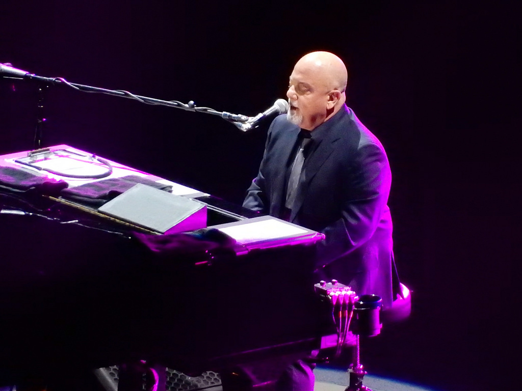 Big Shot Includes Another Big Shot: Billy Joel