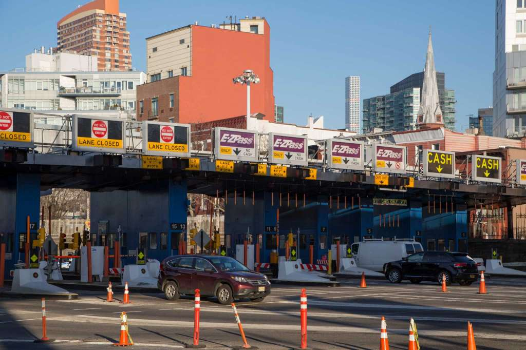 Gov. Cuomo Plans to Remove Toll Booths, Add Artwork