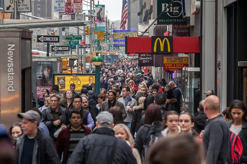 NYC Breaks Record with 60 Million Visitors in 2016