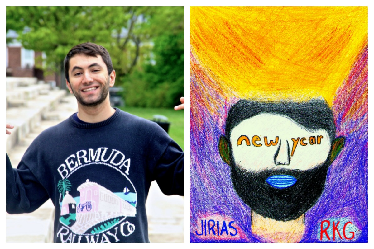 Indie Music Highlight: Jirias and RKG Release EP New Year
