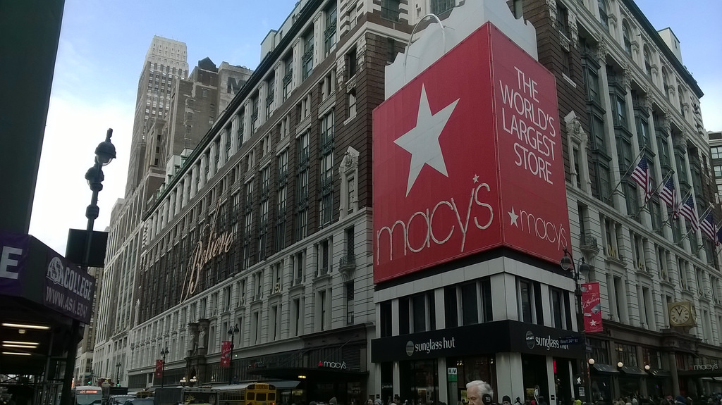 Move Over Macy's, Target is Your New Neighbor