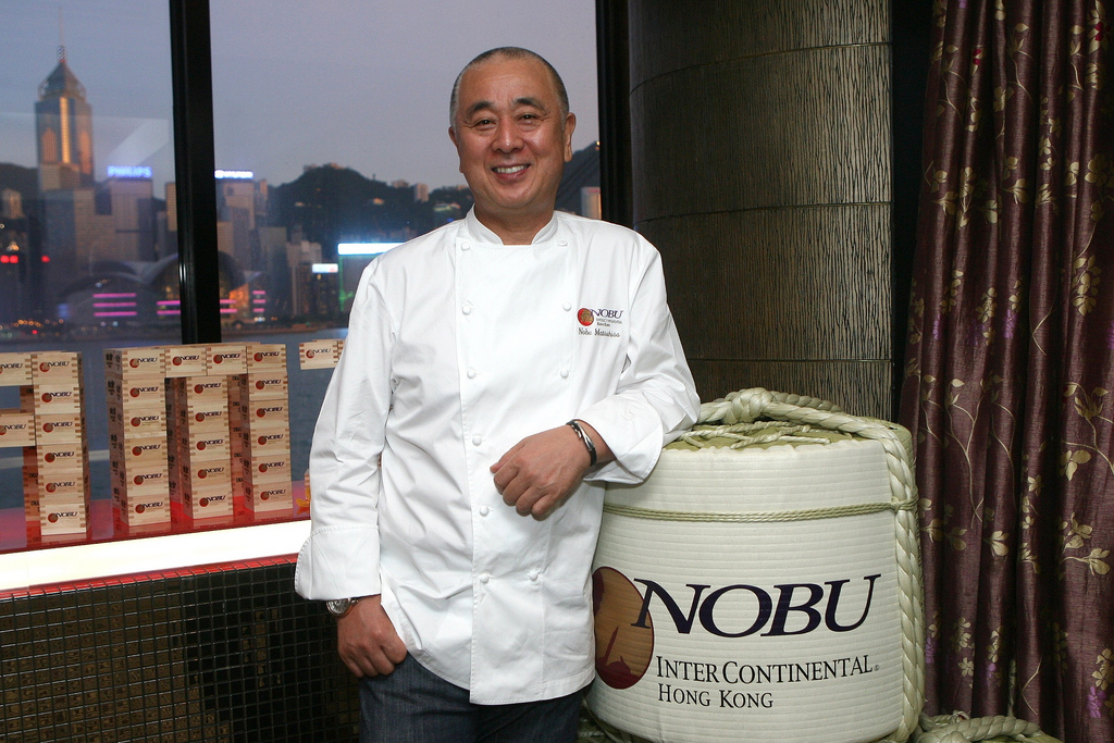 Nobu To Open Downtown