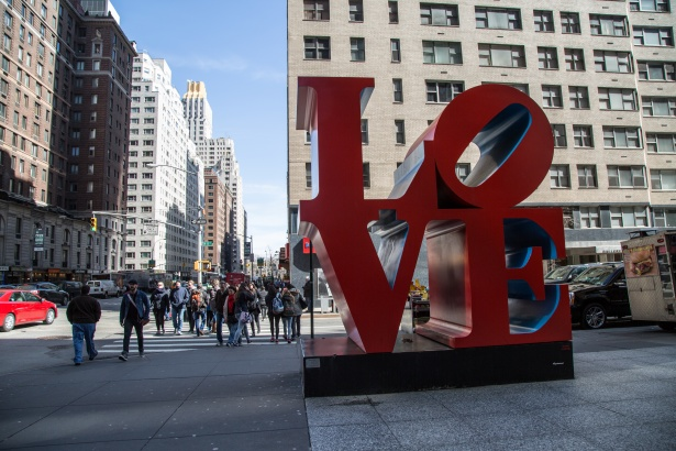 A New Kind of Sculpture in New York City