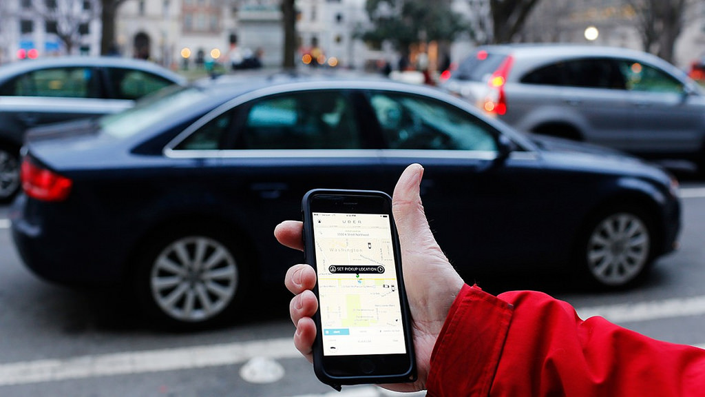 Tipping On Uber