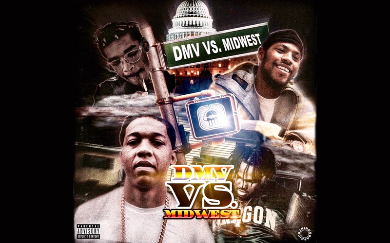 DMV vs Midwest Mixtape is Released, Contains Songs From Chief Keef and Jirias