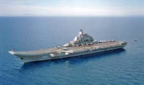 US Aircraft Carrier Risks Being Sunk by North Korea