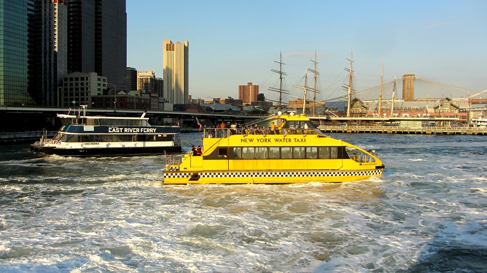 Lunchbox; A New Kind Of Ferry