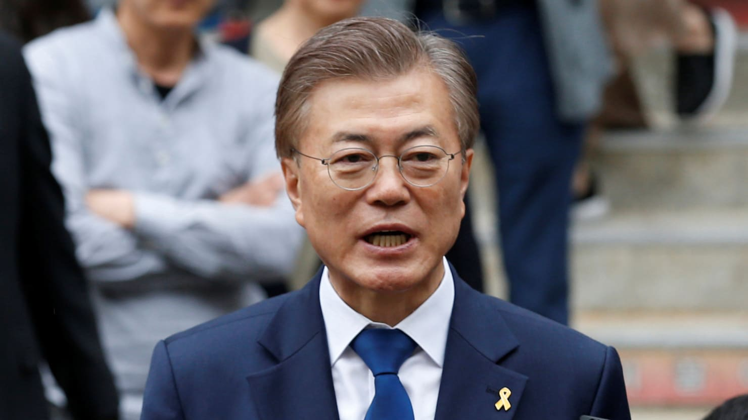 South Korea's Newly Elected President Intends to Assuage Tensions With China