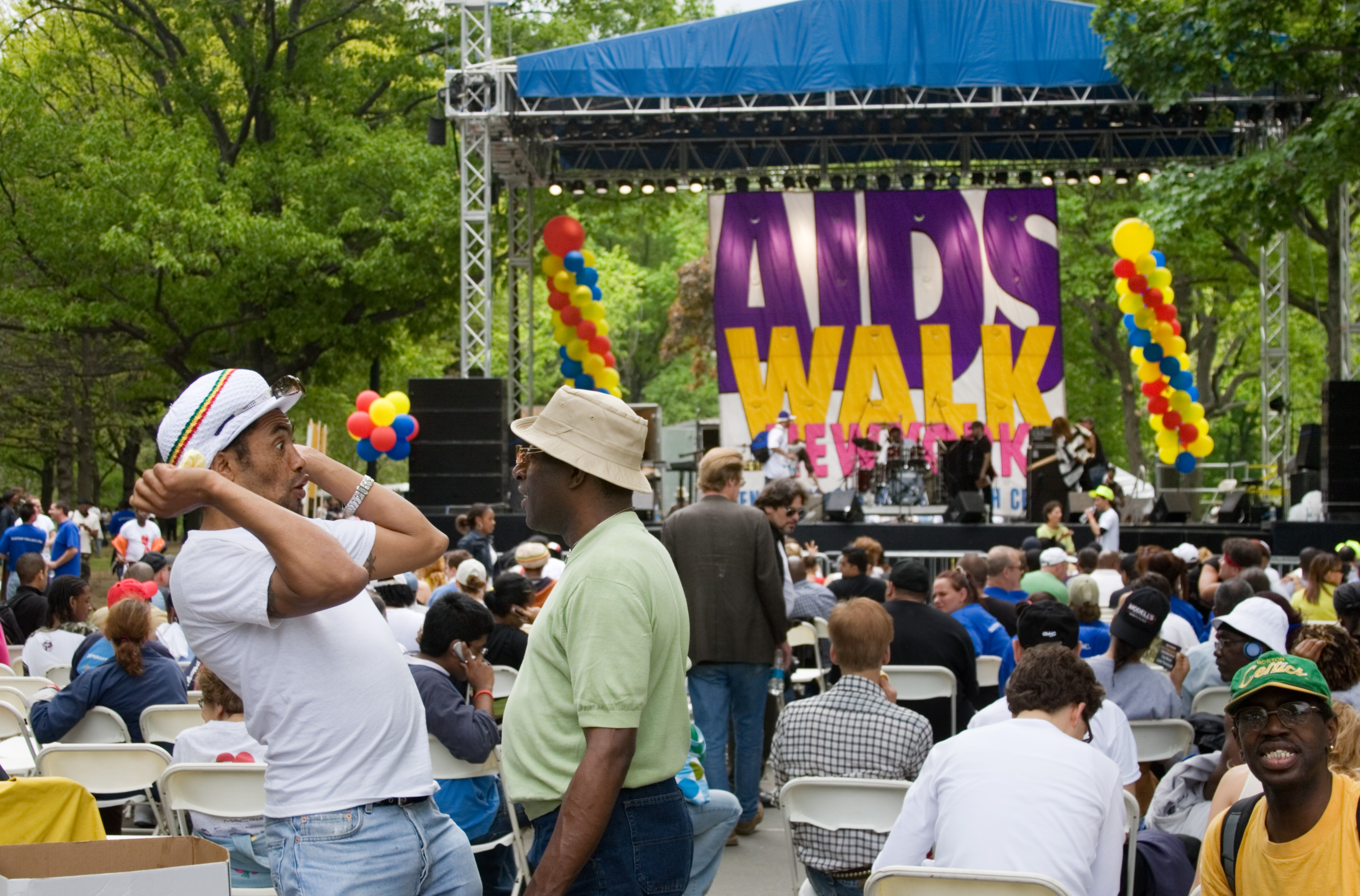 AIDS Walk Returns to NYC