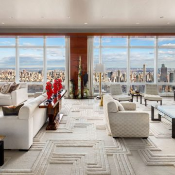 Real Estate Manhattan New York Top Luxurious Places Touches Heights