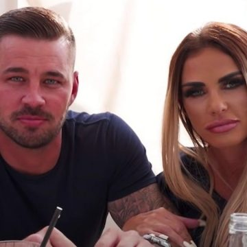 Katie Price's Finds Love for the 8th Time
