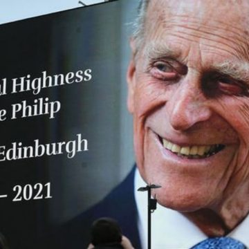 How the Royals Reacted to Prince Philip's Death