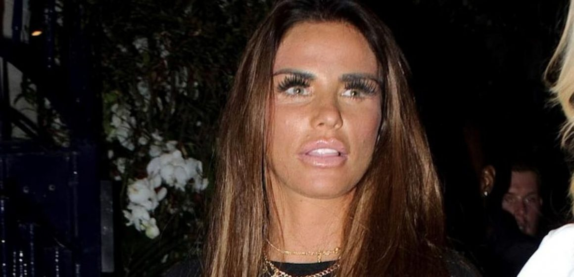 Katie Price Wedding Plans and Bankruptcy