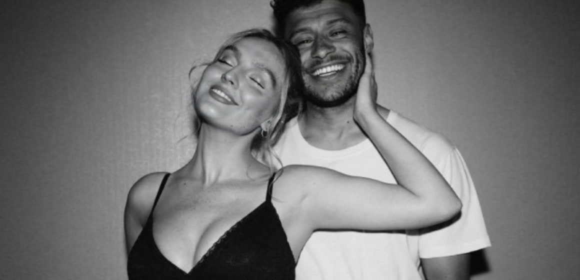 Perrie Edwards and Alex Oxlade-Chamberlain Announce Pregnancy on Instagram
