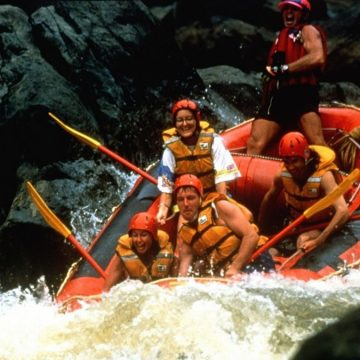 Top 5 Adventure Rafting Tours at Glacier National Park