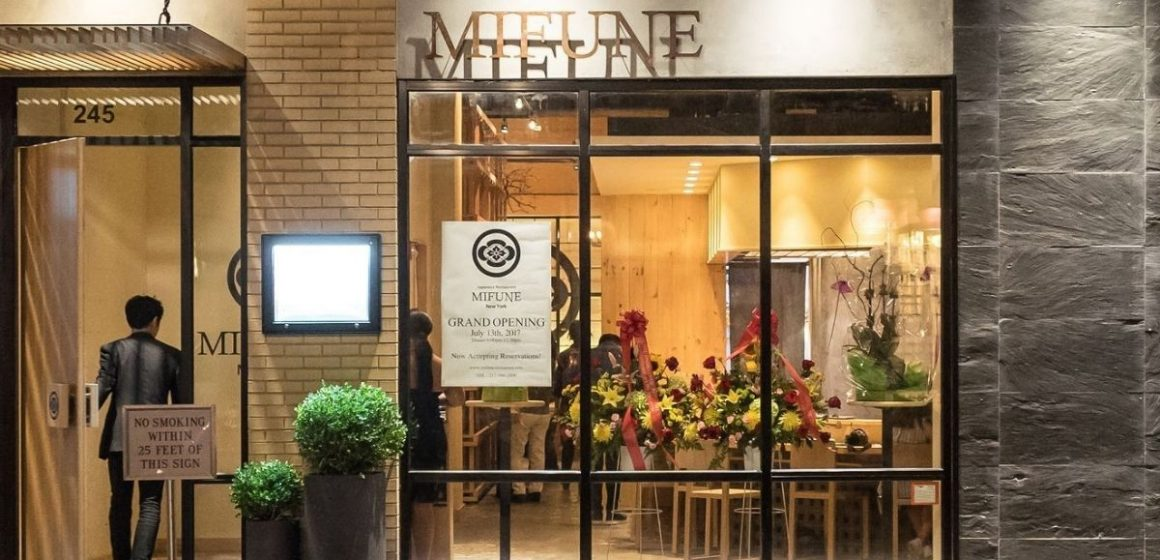 A Divine Culinary Experience at Mifune – New York