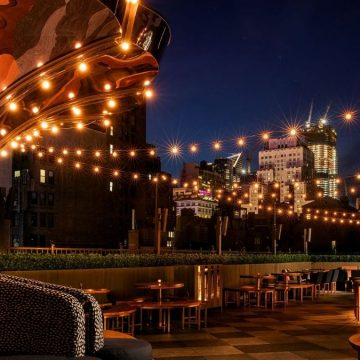 Top 5 Rooftop Bars You Must Go To in NYC