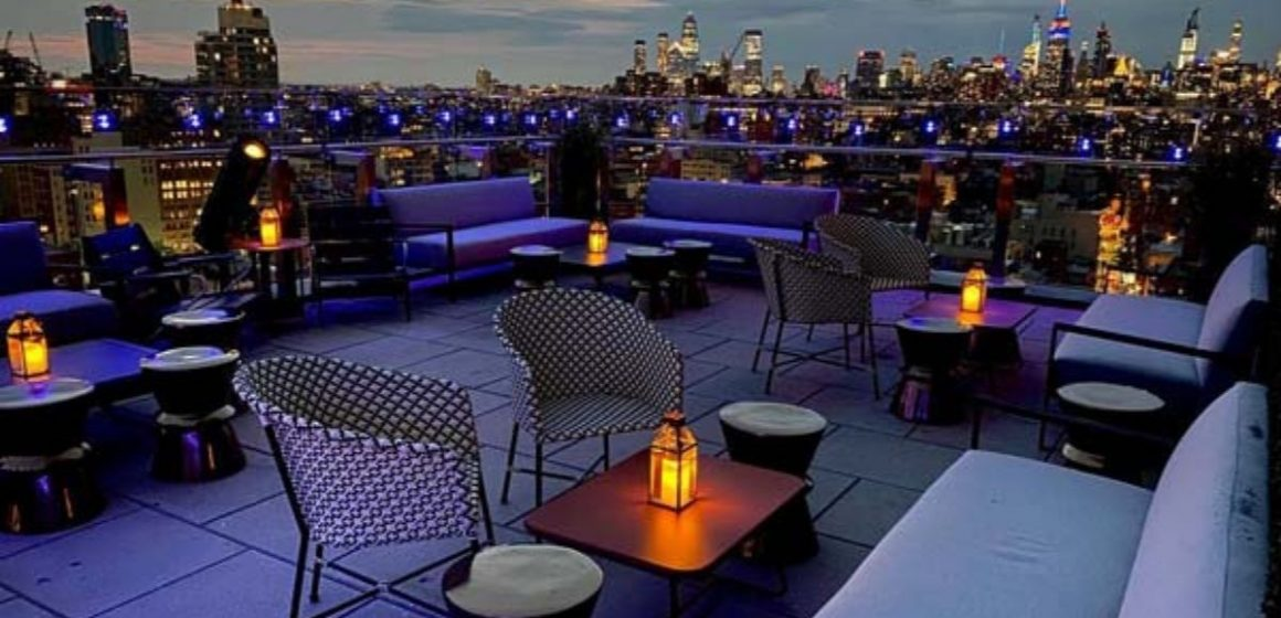 Top 5 Rooftop Bars in New York City